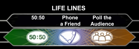 Image result for lifeline game show