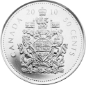 half canadian dollar